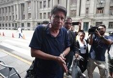 Exjefe de la Sunarp se entregó a la justicia tras ser sentenciado por caso Orellana