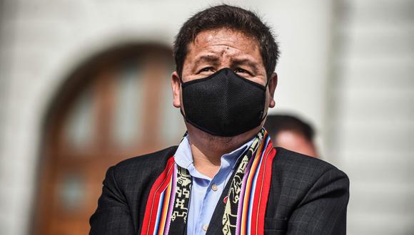De acuerdo con el analista político Luis Benavente, el premier demuestra, una vez más, sus simpatías por Guzmán y Sendero Luminoso (Foto: Ernesto BENAVIDES / AFP)