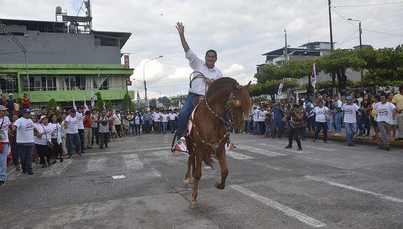 Juan Alvarado Cornelio queda fuera de carrera tras resolución del JEE