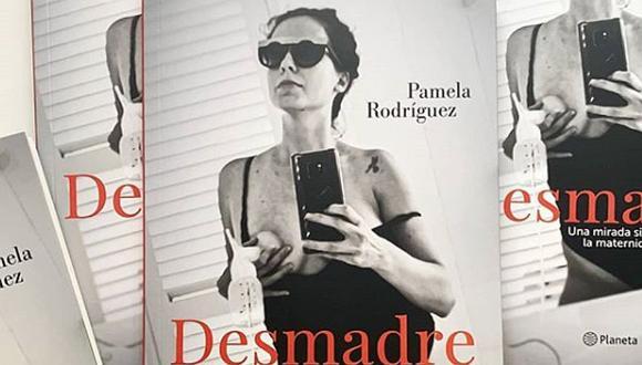 Conoce el 'Desmadre' de Pamela Rodríguez, su primer libro sobre la maternidad