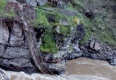 Este 15 de abril iniciará reconstrucción del Puente Inca de Q'eswachaka en Cusco