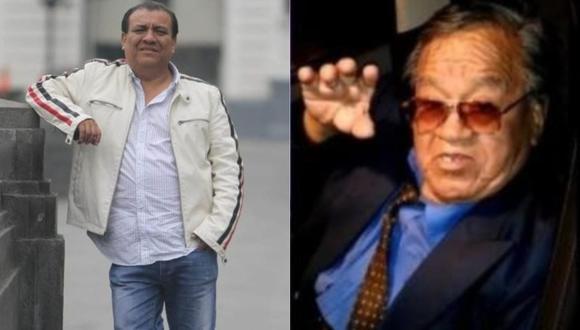 Tras la confirmación de la muerte de Justo Espinoza Pelayo, Manolo Rojas fue uno de los primeros en lamentar la partida de su colega. (Foto: @manolorojasperu/captura de video)