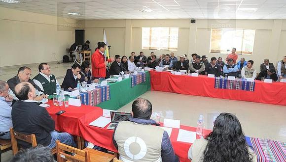 Candarave pide a ANA usar licencia de Southern Peru