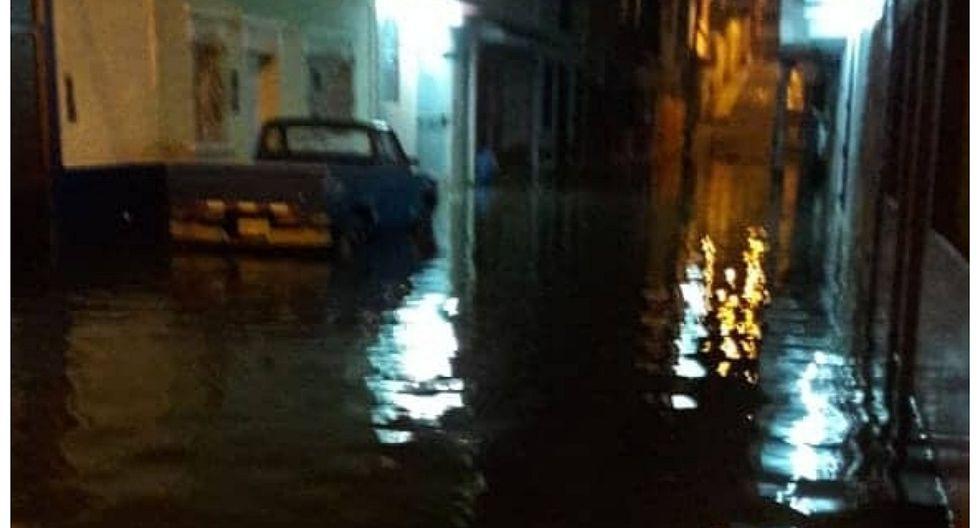 Acequia se desborda e inunda más de 200 viviendas en Pacasmayo