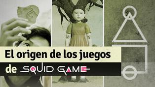 'El juego del calamar': el origen de los juegos para niños que son parte de la competencia