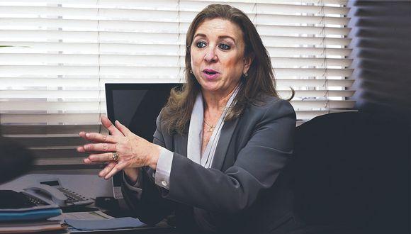 """Presidenta de la Confiep: """"En nuestro país no se puede patear el tablero"""""""