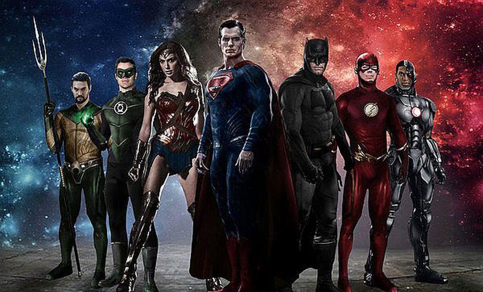 Elenco de Liga de la Justicia reta a fans por Halloween
