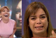 """Magaly Medina: """"Era detestable cada vez que Milagros Leiva lloraba al aire"""" (VIDEO)"""