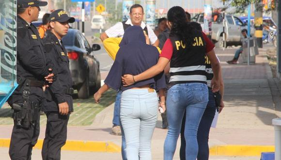 El titular de la Fiscalía Especializada de Trata de Personas confirmó existencia de mafias que captan a niñas. (Foto: Correo)
