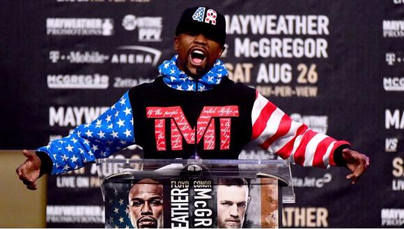 'La pelea del siglo': estos son los increibles récords de Mayweather tras vencer a McGregor