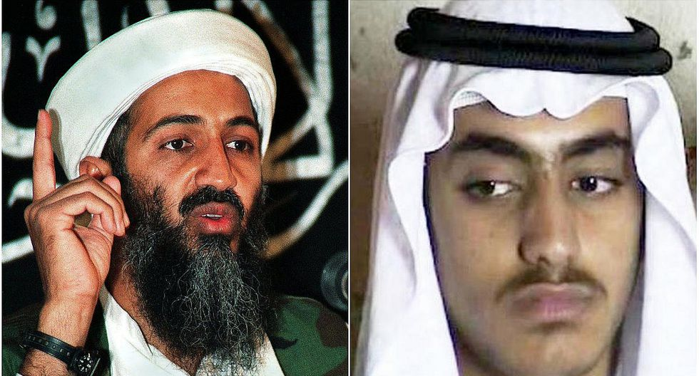 Hijo de Osama Bin Laden se casa con hija de terrorista involucrado en atentado a las Torres Gemelas