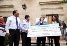 Declaran de interés nacional el pago de la deuda social a los profesores