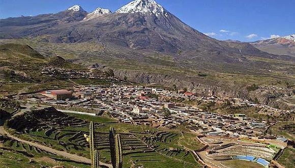 Inician obra de la represa Cularjahuira