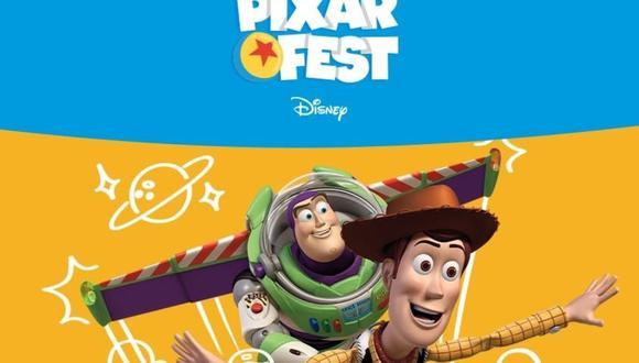 Disney celebra el Pixar Fest con productos oficiales y contenido especial en Disney+. (Foto: @pixar)