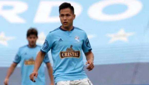 Jesús Pretell jugará en Sporting Cristal en la temporada 2021. (Foto: Sporting Cristal)