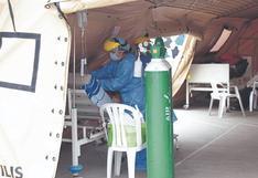 Reportan aumento de jóvenes hospitalizados con COVID-19 en Chimbote