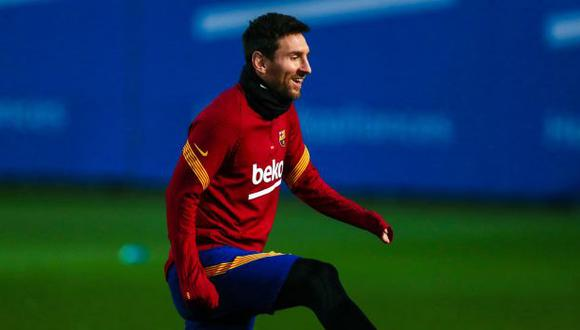 La respuesta de la MLS a Lionel Messi. (Foto: AFP)