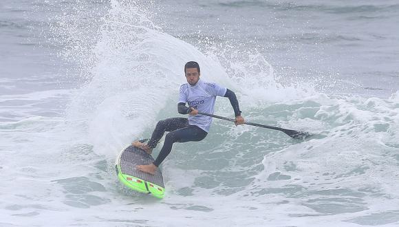 Lima 2019: Tamil Martino obtuvo la medalla de plata en Surf SUP (VIDEO y FOTOS)