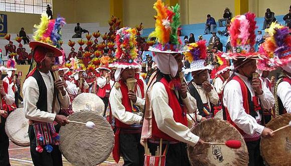 Asamblea decide que Puno será única sede del XLII Concurso Regional de Sicuris