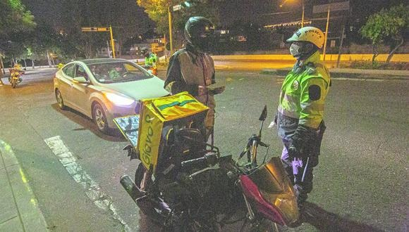Habrá mayor control para las conductores de motos.(Foto: Difusión)