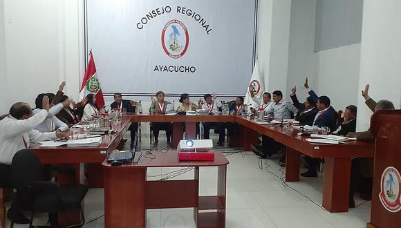 Consejo Regional ya no puede ratificar plan de seguridad pese a observaciones halladas