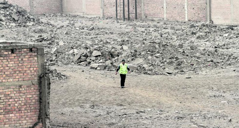 "Leonor Chumbimune: ""Tierra Prometida no tiene estudios"""