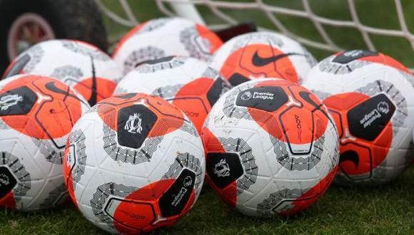 La Premier League se interrumpió en la jornada 29, con el Liverpool a un paso de ser campeón, (Foto: AFP)