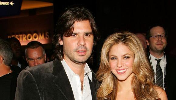 Shakira recibió carta de su ex Antonio de la Rúa