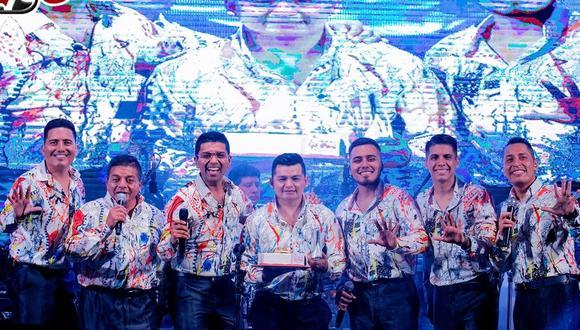 "Agrupación presentará ""Fiesta en casa"", show virtual que reunirá a la orquesta completa. (Foto: Facebook / Grupo5)"