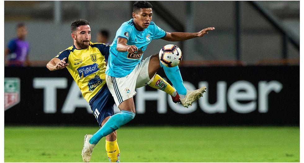 Sporting Cristal derrotó 2-0 a la U. de Concepción y sigue con vida en la Copa Libertadores (VIDEO)