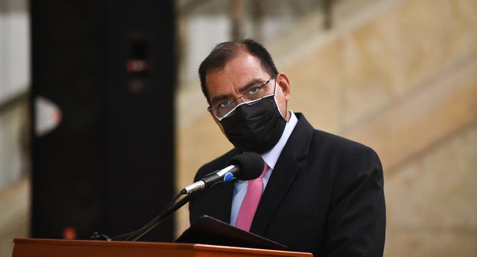 Ministro del Interior se presentará ante la Comisión de Defensa del Congreso este lunes 18