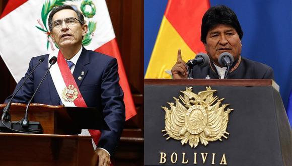 Perú pide que transición en Bolivia se desarrolle en marco de la Constitución tras renuncia de Evo Morales