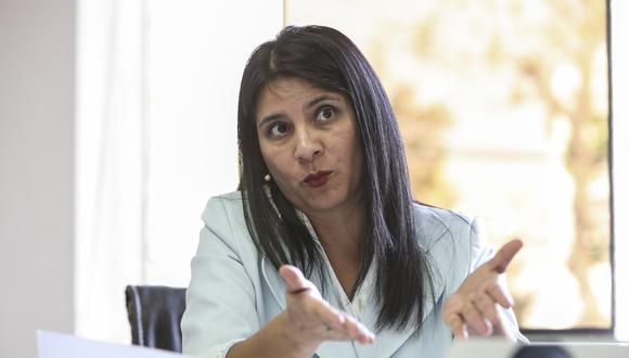 La procuradora Ad Hoc del Caso Lava Jato resaltó la necesidad de contar con legislación internacional para levantar la inmunidad de funcionarios. (Foto: Karen Pérez Tarazona/El Comercio)