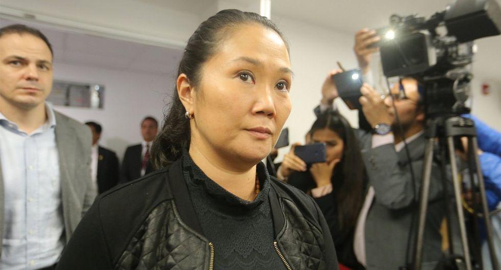Keiko Fujimori: TC publica resolución que deja en libertad a la lideresa de Fuerza Popular