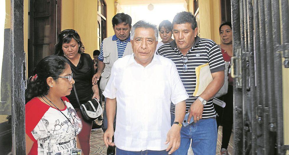 El alcalde David Cornejo acumula 126 denuncias ante el Ministerio Público