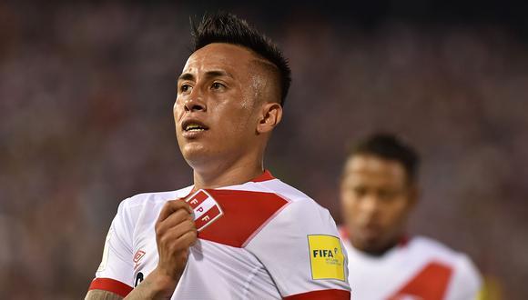 Christian Cueva estaría cerca de firmar por Independiente de Avellaneda
