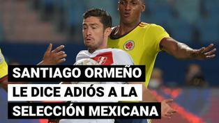 Santiago Ormeño le dice adiós a México tras debutar en Copa América