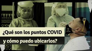 COVID-19: ciudadanos con síntomas del virus pueden tomarse pruebas moleculares gratuitas en centros de salud