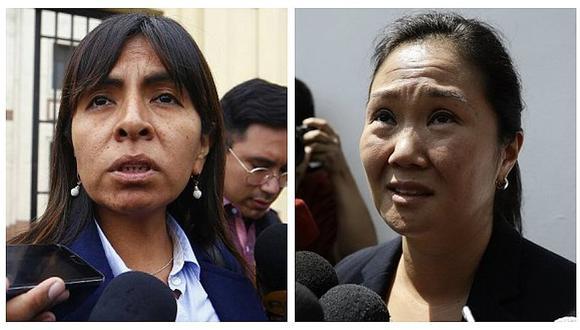 Denuncian irregularidades en trámite del expediente de apelación de Keiko Fujimori
