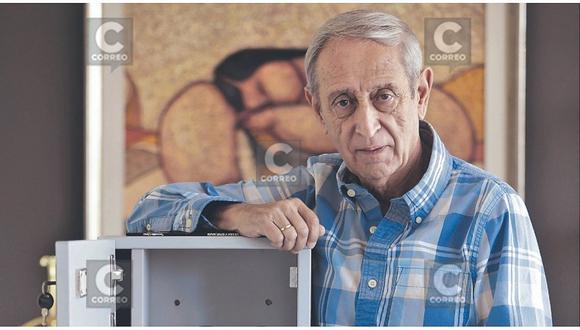 """Teobaldo Llosa: """"La clonación humana sí va a suceder"""""""