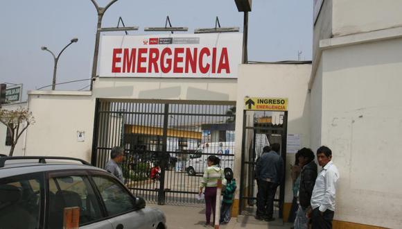 Chofer asesinó a una niña de tres años en San Juan de Lurigancho