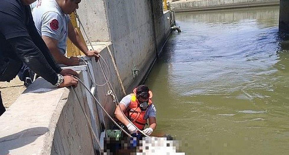 Hallan el cuerpo de venezolano que se ahogó en el canal Daniel Escobar
