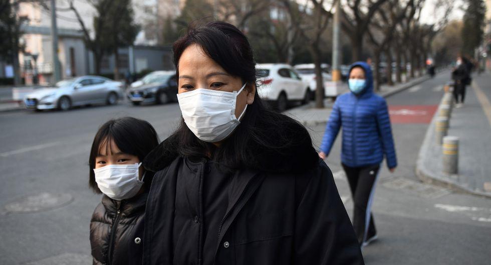 OMS instó al resto de países del mundo a estar preparado e imitar el trabajo que viene realizando China contra el coronavirus. (Foto: AFP)