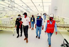 Piura: Hospital de la Videnita entraría en funcionamiento este sábado