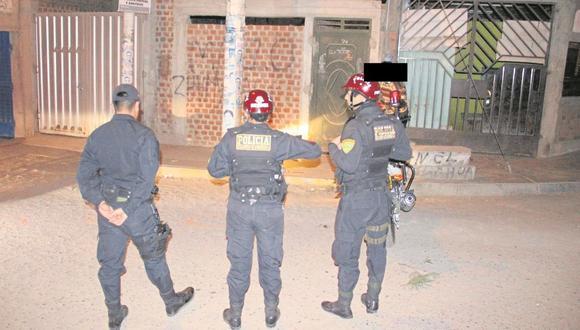 Hampones llevaban pasamontañas y armas de fuego al momento del atraco. Agentes de la zona ya iniciaron las investigaciones. (Foto: Referencial)