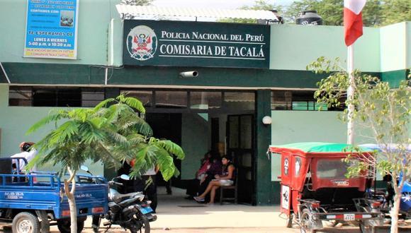 La mujer de 28 años denunció en la comisaría que la llevaron cerca del canal de regadío Biaggio Arbulú, donde abusaron de ella.