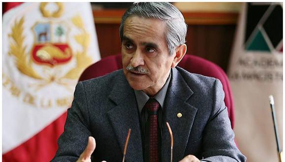 Duberly Rodríguez pide al Congreso respetar la competencia de la Fiscalía