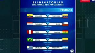 Eliminatorias: días y horarios confirmados para los duelos de Perú ante Bolivia y Venezuela