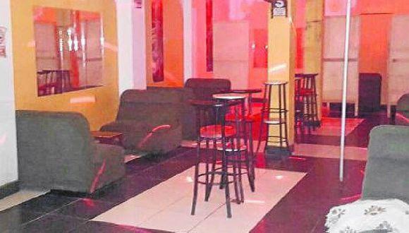 Puno: Intervienen tres damas en discoteca que era en un prostíbulo en Ilave