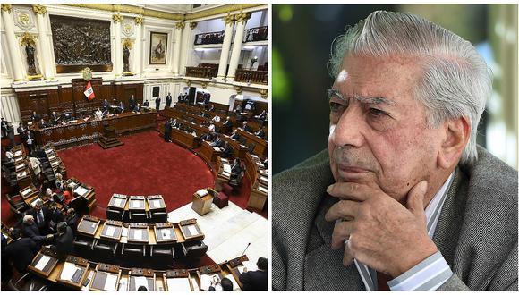 Mario Vargas Llosa: Presentan moción para saludar a escritor por su cumpleaños